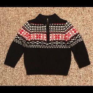Carter's sweater